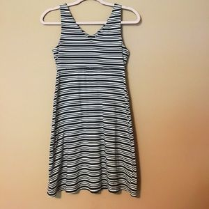 Cute Striped Beachy dress
